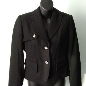 Vintage 💯% Wool 🌟Cropped🌟 Blazer